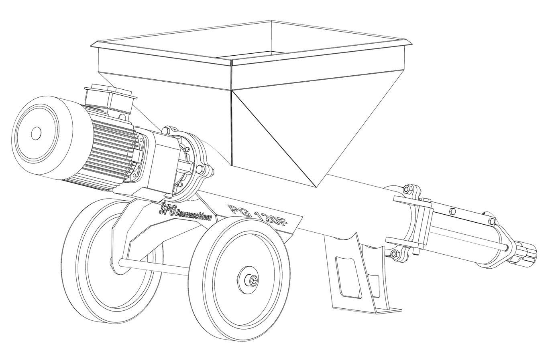 SPGBaumaschinen PG 120F