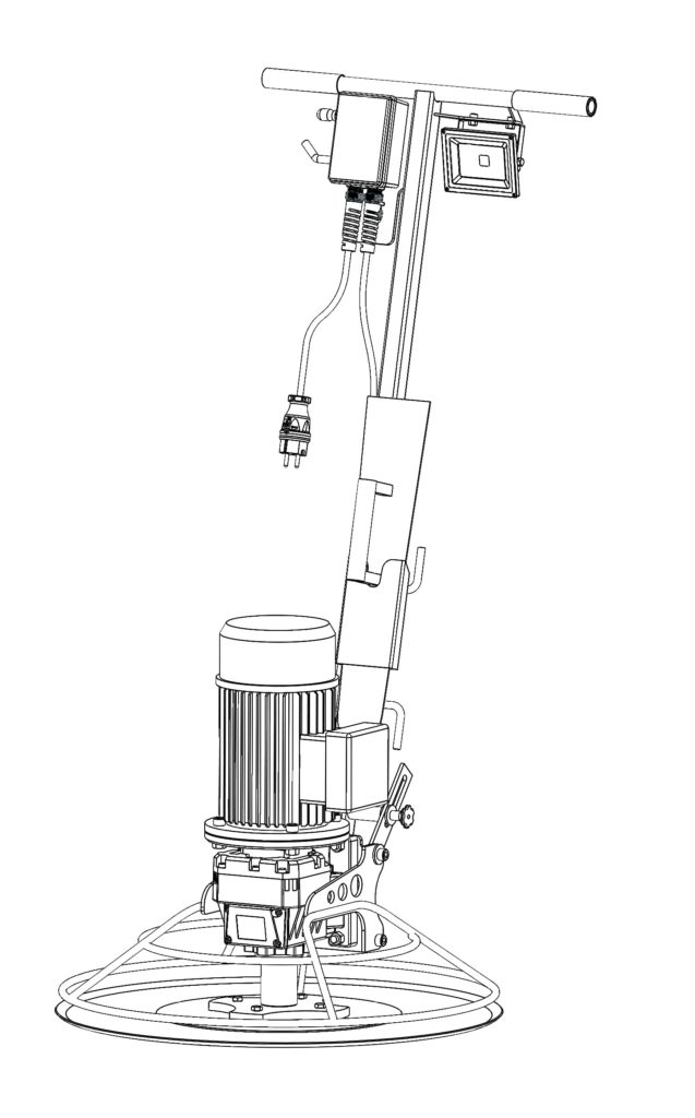 SPGBaumaschinen C600