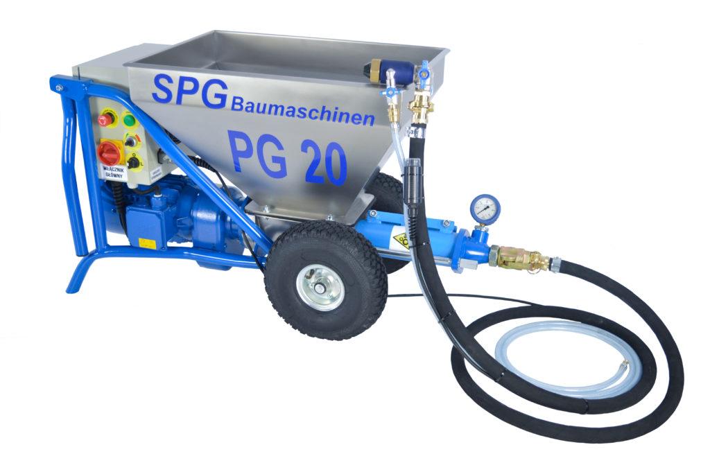 SPGBaumaschinen PG 20