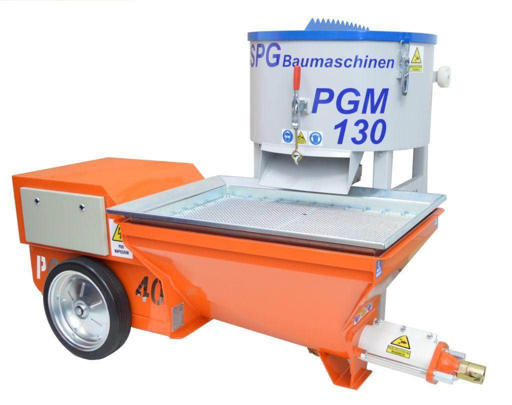 SPGBaumaschinen PG 40