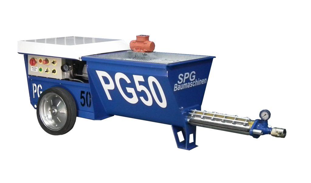 SPGBaumaschinen PG 50