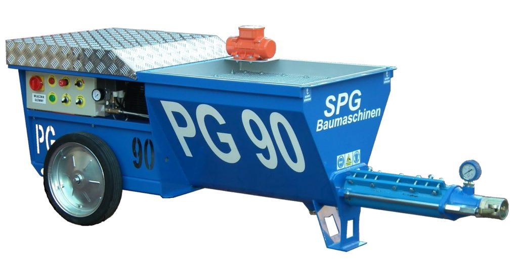SPGBaumaschinen PG 90