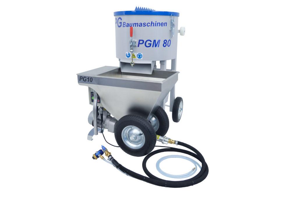SPGBaumaschinen PG10