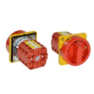 Włącznik główny ze zmianą faz PFT G4 SPGBaumaschinen