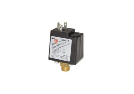 Wyłącznik ciśnienia powietrza 0,9 - 1,2 bar PFT