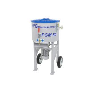 Mieszarka SPGBaumaschinen PGM 80Plus