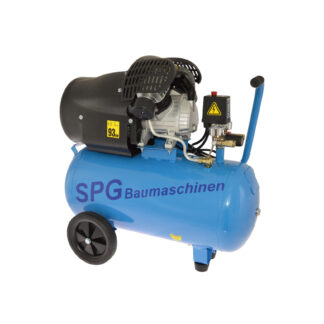 Sprężarka tłokowa SPGBaumaschinen C425/50