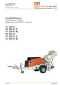 Brinkmann DC260-45 B BS DC260-55 B BS