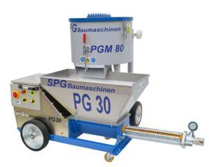 SPGBaumaschinen PG 30